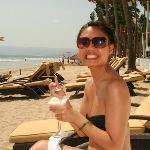 Coconut Ice Cream on the beach