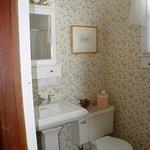 Private bathroom in each Beachfront suite