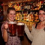 Try a locally brewed draft beer.