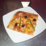 slice de pizza
