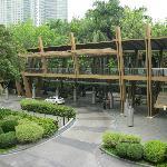 Greenbelt Malls garden