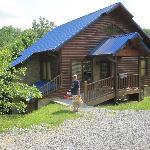Chalet d'Amour cabin