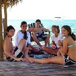 Summer teen scuba camp