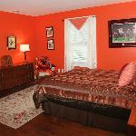 Orange Effect room