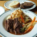 OMG! Yankee Pot Roast so tender