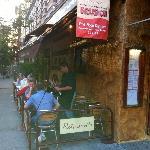 Pietrasanta outdoor tables