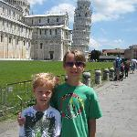 Canale - Day trip to Pisa