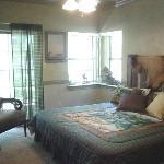 Guest room (Moose Room)