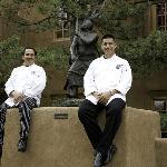 Executive Chef, Patrick Kline and Chef de Cuisine, Walter Dominguez