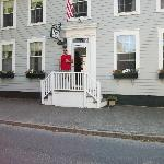 Front of Anchor Inn