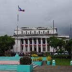 The Capitol Building of Bacolod