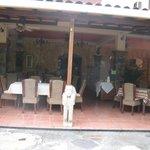 Lodge/restaurant