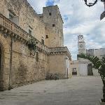 Castle in Dolce Felline, Puglia