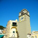 La Piazzetta Clock Tower