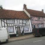 A Little Crooked House
