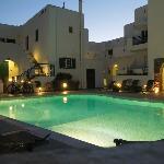 Liana Hotel pool