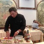 the tartar preparation