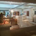 the permanent exhibitio