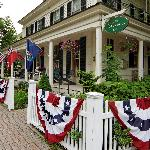 Enjoy the 4th of July in our historic Inn!