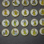 Yellow Kid Buttons