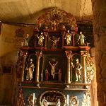 Eglise en bois debout de Garmo