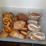 Free bread aplenty