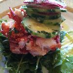 Central Park Bistro Lobster Salad