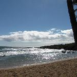 Salt Pond Beach on the South shore of Kauai