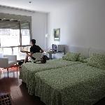 Interiores cómodos, luminosos, limpios, elegantes y funcionales