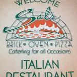 Photo de Sal's Brick Oven Pizza
