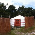 exterieur yurt