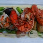 Atlantic Lobster and Prawns