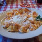 Cheese Cappelletti