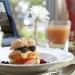 Memorable Multi-Course Breakfast