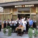 Photo de Hotel Bisesti
