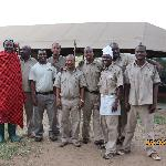 staff at Manyara