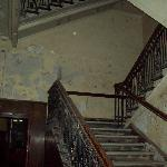drawing room stairs