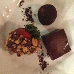 Delicious gormet desserts at every meal