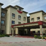 Main entrance - Best Western Plus, Denison, TX