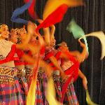 One of the Filipino dances