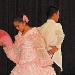 One of the traditional Filipino dances