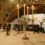 The Gun Room used for private dining