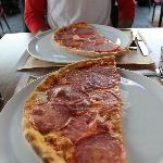 mmm... Pizza Milano