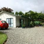 Cottage and rental car