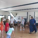 Shaker's dance