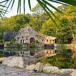 Le moulin du XVIème siècle photo©SteveRoux