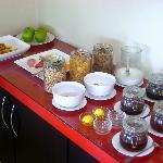 Fühstücksbuffet