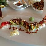 Dragon Roll...one of the best