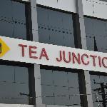Tea Junction Exterior