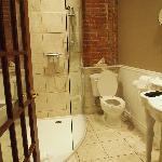 Super belle salle de bain!